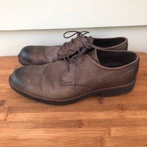 Ecco Men's 47 Brown US 13 - 13.5 Dress Shoes